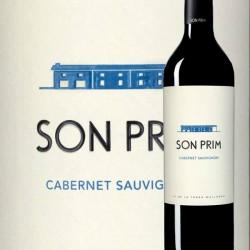 Son Prim winery cellar Mallorca