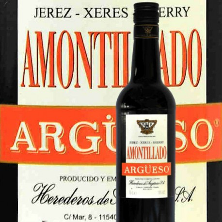 Argüeso Amontillado