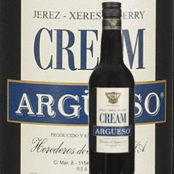 Argüeso Cream Sherry