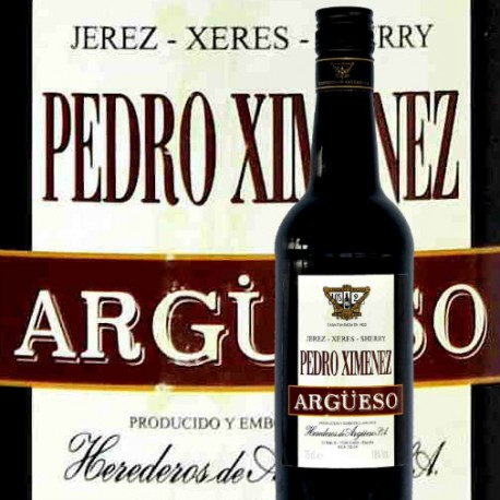 Argüeso Pedro Ximémez Sherry