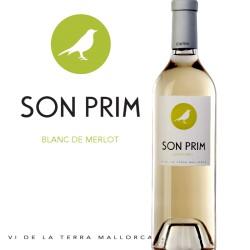 Son Prim Blanc de Merlot VT Mallorca