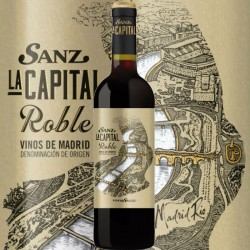 La Capital Roble Tempranillo Madrid