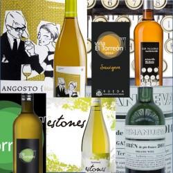 Spanish white wine tasting 6 bottle MultiCASE