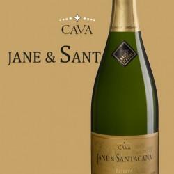 Jane & Santacana Cava Reserva Brut Nature