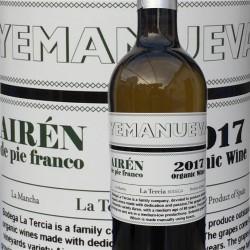Yemanueva Organic Airen La Mancha