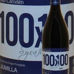 100x100 Syrah Organic Jumilla
