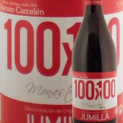 100x100 Monastrell 2014 Organic Jumilla