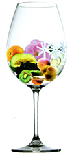 Bodega Soul - Aroma Moscatel (image courtesy of alfabeto de aromas)
