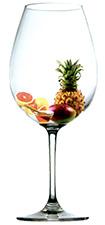 Bodega Soul - Aroma Sauvignon Blanc (image courtesy of alfabeto de aromas)