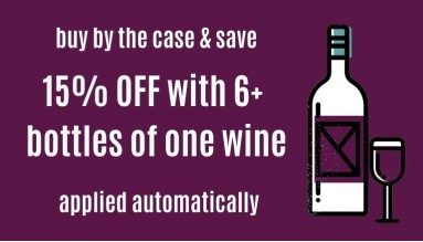 15% OFF when you buy 6 bottles or more